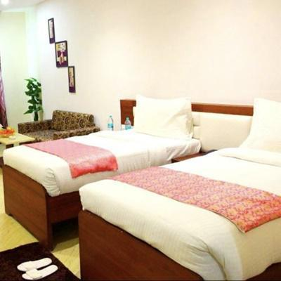 Hotel Tajway Inn in Krishna Colony
