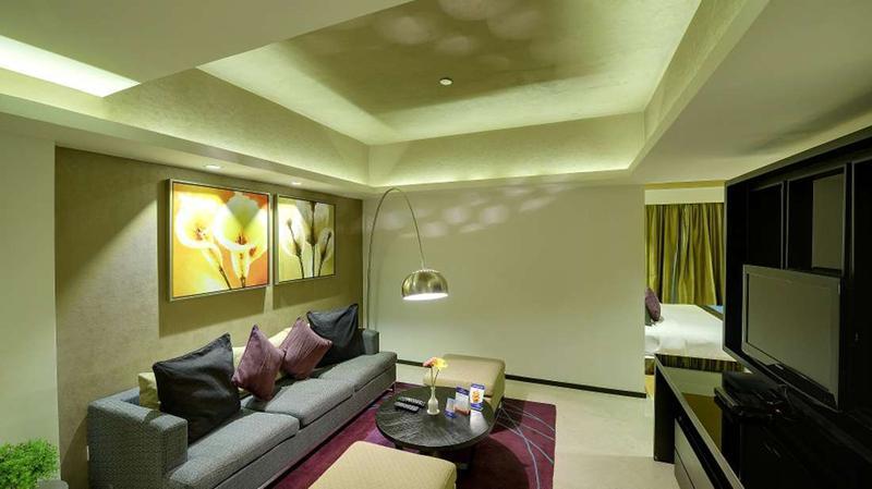 Davanam Sarovar Portico Suites in Koramangala