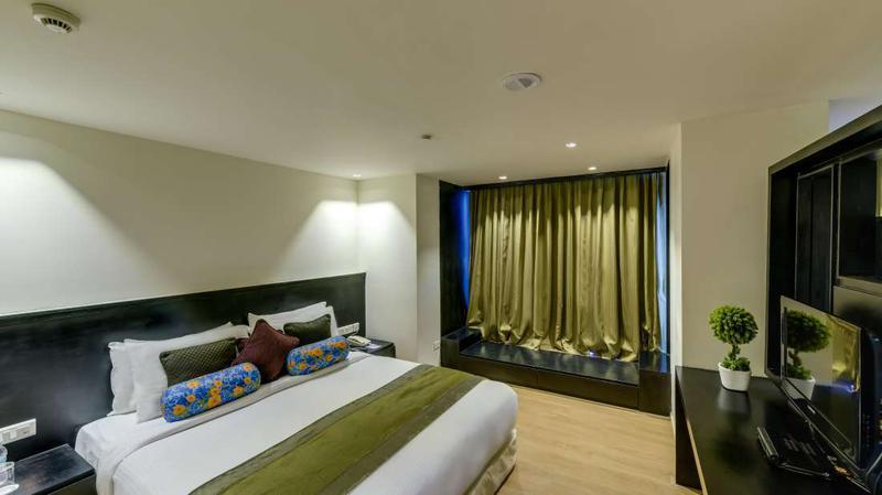 Davanam Sarovar Portico Suites, Bangalore