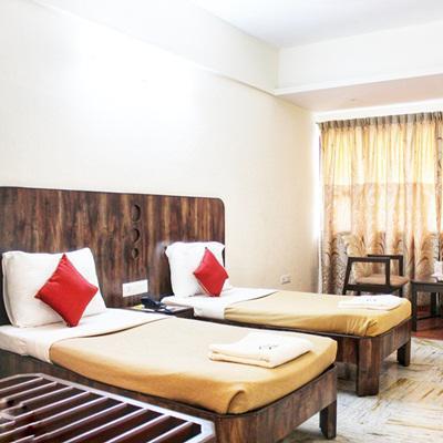 Hotel Samrat Residency in Seshadripuram