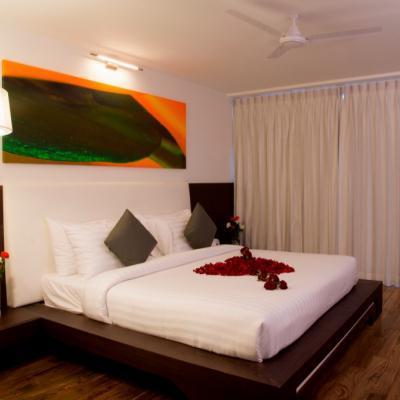 Springs Hotel and Spa in Doddamavalli