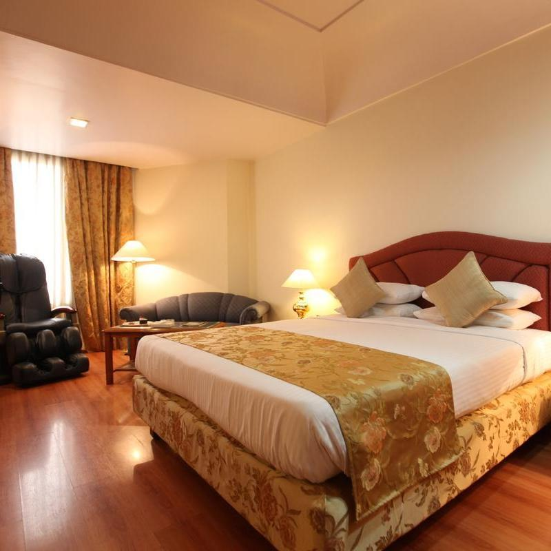 The Capitol Hotel in Shivajinagar