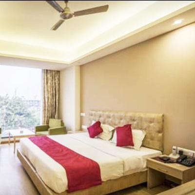 Hotel Nisarga in Maharana Pratap Nagar