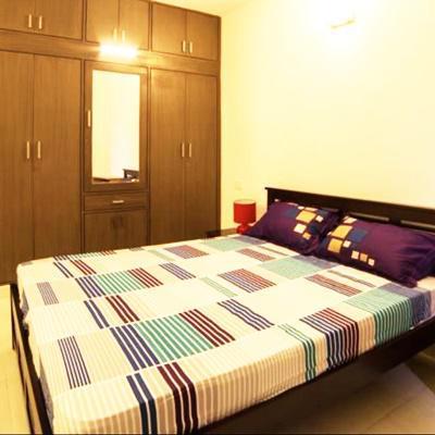 Vox Crescendo 2 BHK City Apartment in Abiramapuram