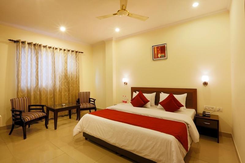 Hotel Chanakya Inn, Delhi