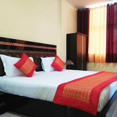 Hotel Ashoka Palace in Mahipalpur