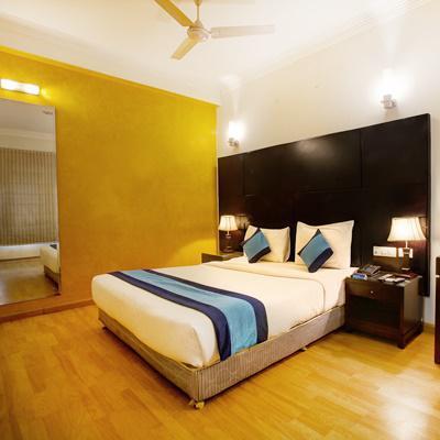 Hotel Mint Casa in Mathura Road
