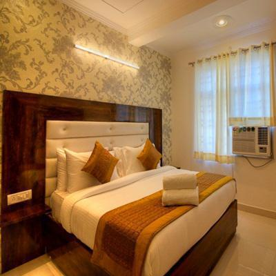 Hotel Ark Of Avalon in Mahipalpur(Near IGI Airport)