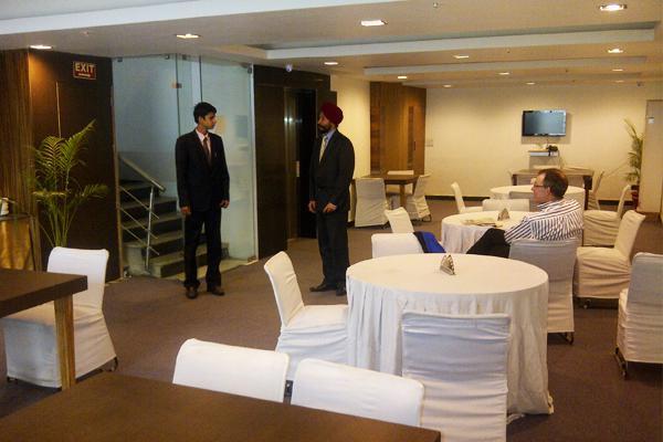 Hotel Balsons Continental in East Patel Nagar