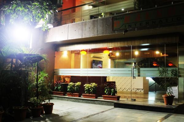Hotel near East Patel Nagar