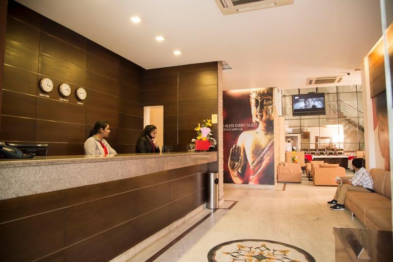Hotel La Suite in East Patel Nagar