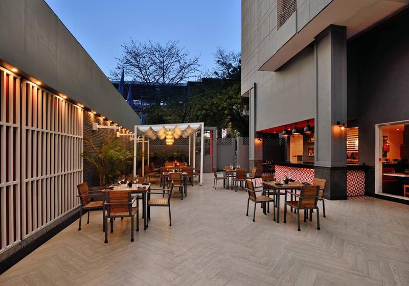 Park Inn by Radisson New Delhi Lajpat Nagar - Early check in
