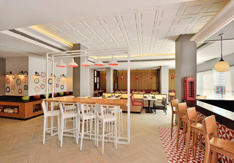 Hotel near Lajpat Nagar