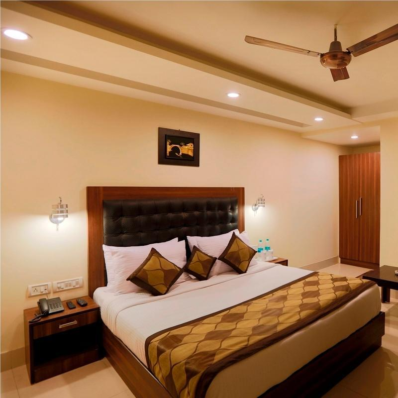 RTS Hotel in Mahipalpur(Near IGI Airport)