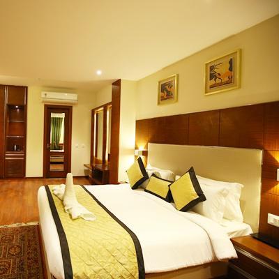 The IC Hotel in Jamia Nagar