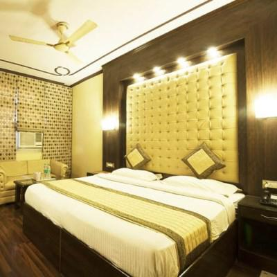 Hotel Lals Haveli in Pahar Gunj(Near New Delhi Railway Station)