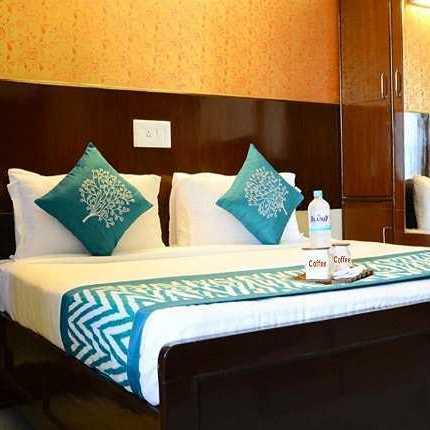 Hotel Olive N Blue in Mahipalpur(Near IGI Airport)