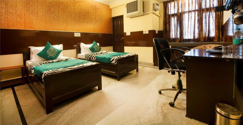 Hotel Olive N Blue, Delhi
