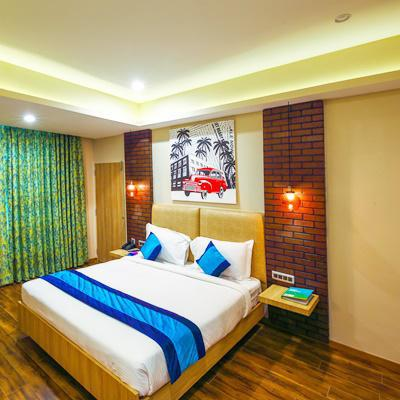 Hotel Mint OTM in Gachibowoli
