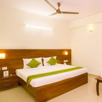 Treebo Krrish Inn in Sanjeev Reddy Nagar