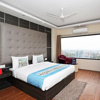 Hotel Grand Harshal in Malviya Nagar