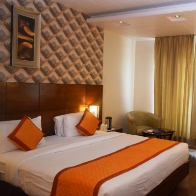 Hotel Shyam Paradise in DCM Main