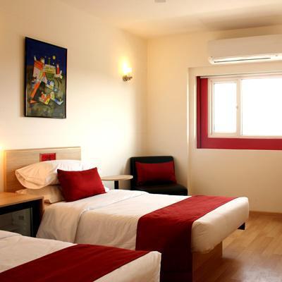 Red Fox Hotel Jaipur in Jawahar Lal Nehru Marg