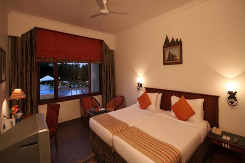 Hotel near Near Khajuraho Airport