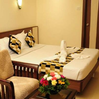 Hotel South Regency in Ernakulam Junction