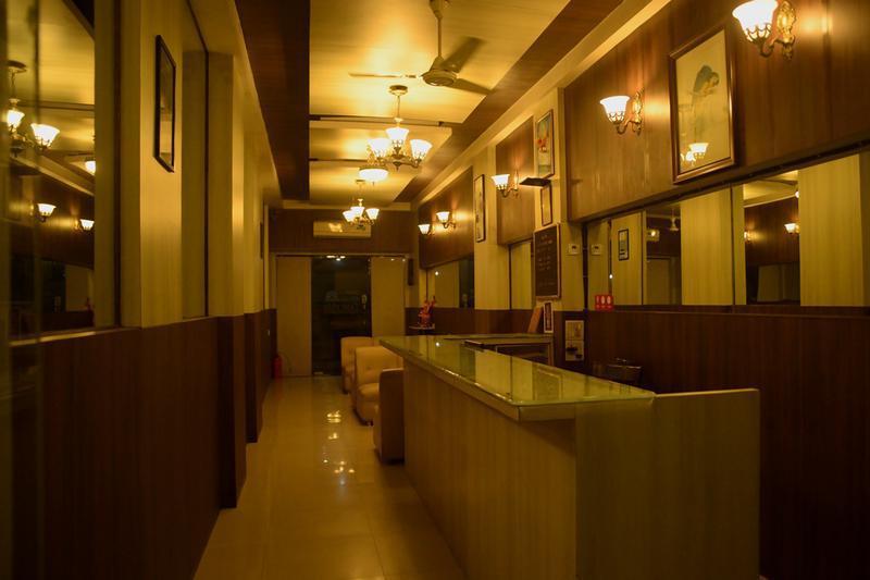 Hotel near Belapur CBD
