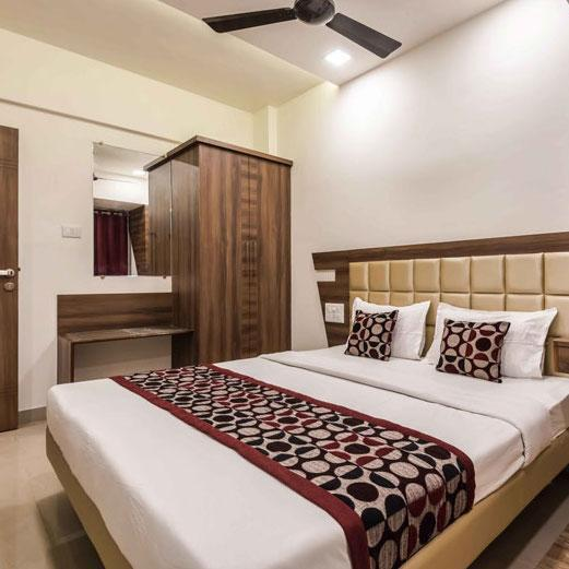 Krishna Avtar Service Apartment in Kamothe