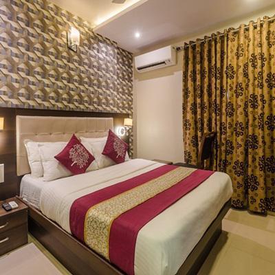 Hotel Liberty Plaza in Ghatkopar west