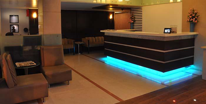 Hotel near Khar West
