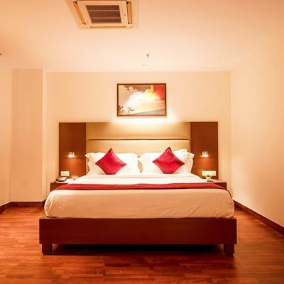 Hotel Mint Select Noida in B-Block , Sector 1 Noida