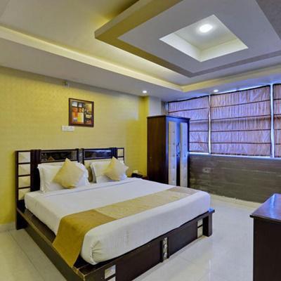 Buddha Inn in S. K. Puri