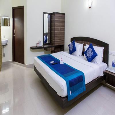 Hotel Priso in Ganapathichettikulam