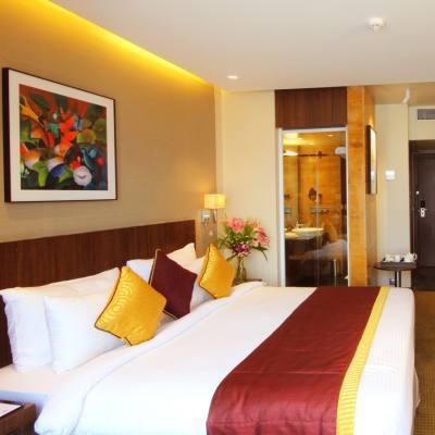 Hotel Fidalgo in Vimana Nagar