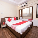 Hotel Mukesh Residency in Modi Colony