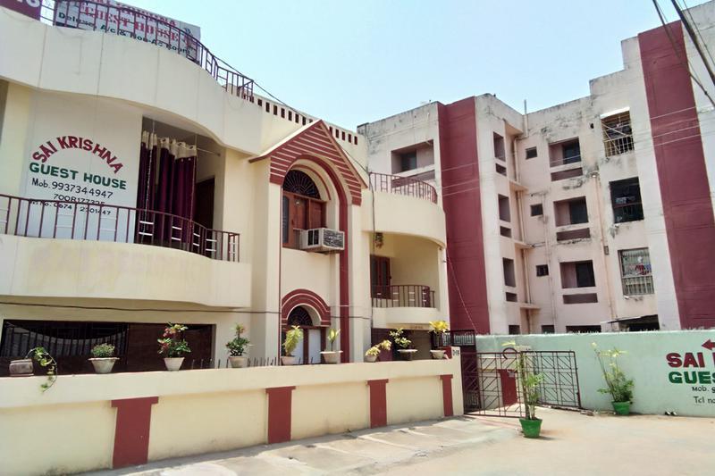Sai Krishna Guest House, Bhubaneswar - Book by Hour & Save