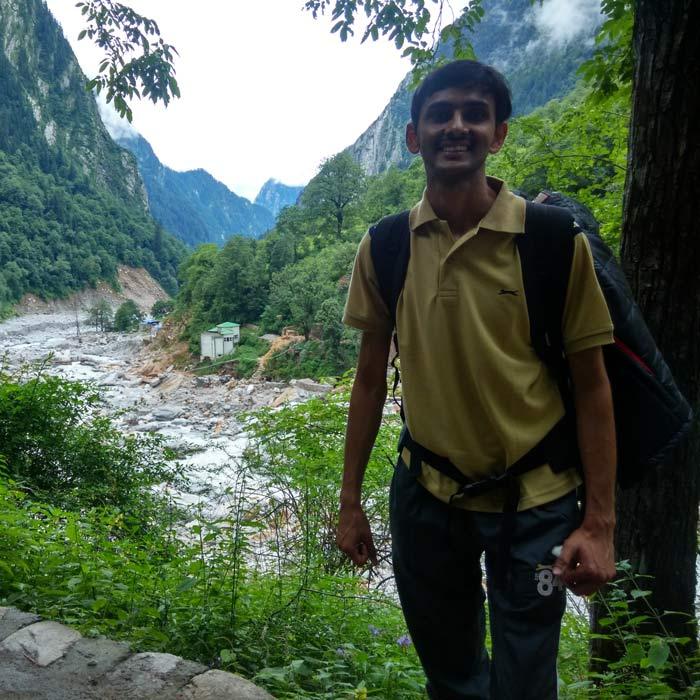 Sandeep Jaiswal - CoFounder, MiStay